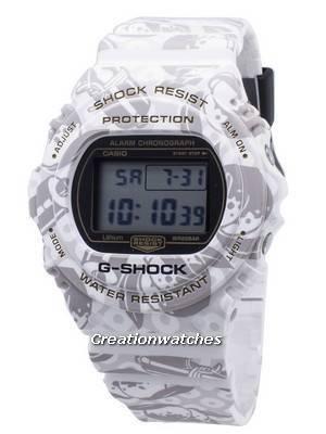 Casio G-Shock DW-5700SLG-7 DW5700SLG-7 Shock Resistant Limited Edition 200M Men's Watch