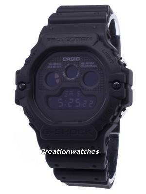 Casio G-Shock DW-5900BB-1 DW5900-1 Quartz Digital 200M Men's Watch