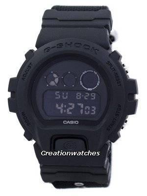 Casio G-Shock Alarm Shock Resistant Digital DW-6900BBN-1 DW6900BBN-1 Men's Watch