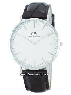 Daniel Wellington Classic York Quartz DW00100025 (0211DW) Men's Watch
