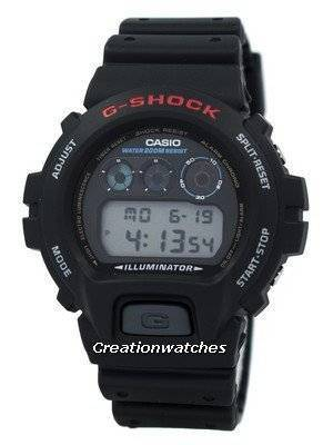 Casio G-Shock Illuminator DW-6900-1V DW6900-1V 200M Men's Watch