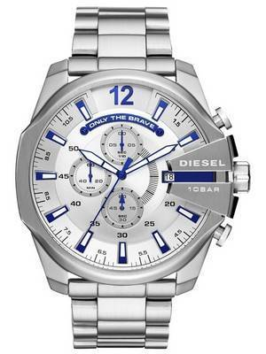 Diesel Timeframes Mega Chief Chronograph Quartz DZ4477 Men\'s Watch