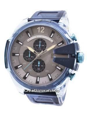 Diesel Mega Chief DZ4487 Chronograph Quartz Men's Watch