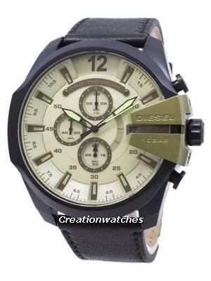 Diesel Mega Chief DZ4495 Chronograph Quartz Men\'s Watch