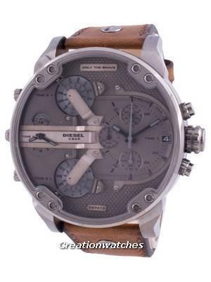 Diesel Mr.Daddy 2.0 DZ7413 Quartz Chronograph Men\'s Watch