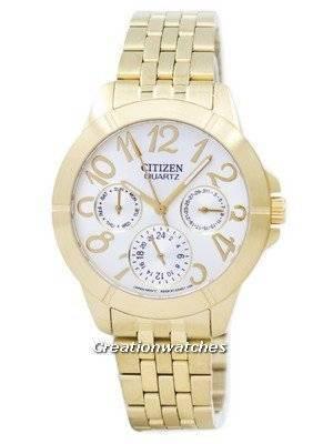 Citizen Quartz Analog ED8102-56A Women's Watch