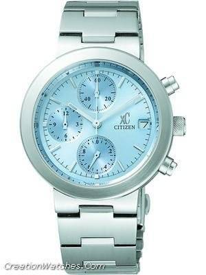 Citizen  Ladies xC Chronograph Mid Size ED9008-59L