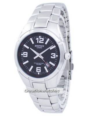 Casio Edifice Analog Quartz EF-125D-1AV EF125D-1AV Men's Watch