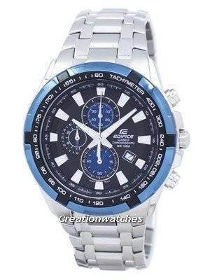 Casio Edifice Chronograph Tachymeter EF-539D-1A2 EF539D-1A2 Men's Watch