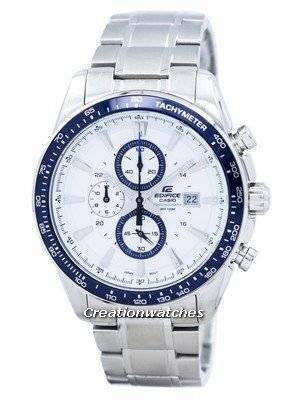 Casio Edifice Chronograph EF-547D-7A2V Men's Watch