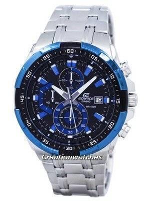 Casio Edifice Chronograph Quartz EFR-539D-1A2V EFR539D-1A2V Men's Watch