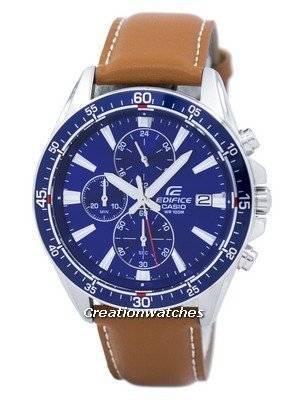 Casio Edifice Chronograph Quartz EFR-546L-2AV EFR546L-2AV Men's Watch