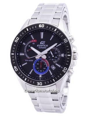 Casio Edifice Chronograph Quartz EFR-552D-1A3 EFR552D-1A3 Men's Watch