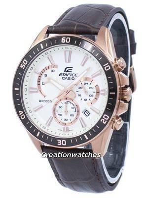 Casio Edifice Chronograph Quartz EFR-552GL-7AV EFR552GL-7AV Men's Watch