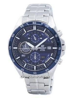 Casio Edifice Chronograph Quartz EFR-556DB-2AV EFR556DB-2AV Men's Watch
