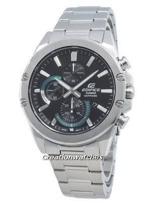 Casio Edifice EFR-S567D-1AV EFRS567D-1AV Quartz Chronograph Men\'s Watch