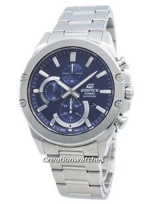 Relógio Casio Edifice EFR-S567D-2AV de homem com cronógrafo de quartzo