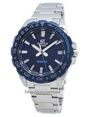 Casio Edifice EFV-120DB-2AV EFV120DB-2AV Quartz Men\'s Watch