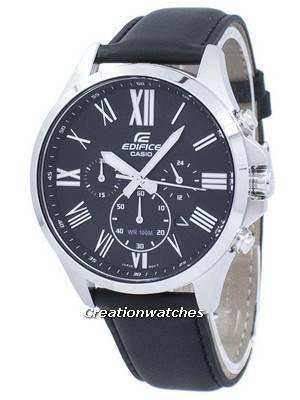 Casio Edifice Chronograph Quartz EFV-500L-1AV EFV500L-1AV Men's Watch