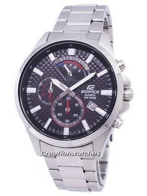 Casio Edifice Chronograph Quartz EFV-530D-1AV EFV530D-1AV Men's Watch