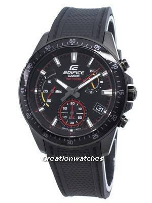 Casio Edifice EFV-540PB-1AV EFV540PB-1AV Chronograph Men's Watch