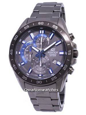 Casio Edifice Chronograph Quartz EFV-550GY-8AV EFV550GY-8AV Men's Watch