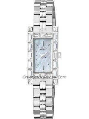 Citizen Eco Drive Ladies Crystal Collection Watch EG2605-59D