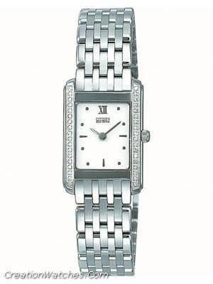 Citizen Ladies Stiletto Diamond EG3020-65A