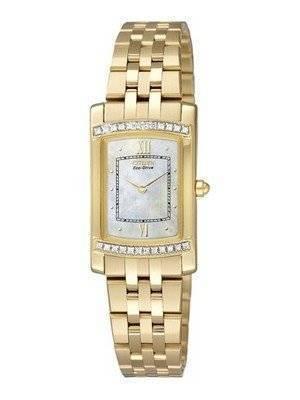 Citizen Eco-Drive Diamonds EG3122-73D Womens Watch