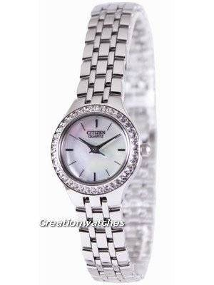 Citizen Quartz Swarovski Collection EJ6040-51D Women\'s Watch