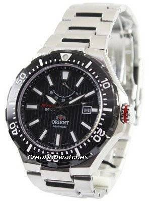 Orient M-Force Delta Collection Automatic Power Reserve SEL07002B0 EL07002B Men's Watch