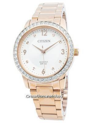 Citizen EL3093-83A Diamond Accents Quartz Women's Watch