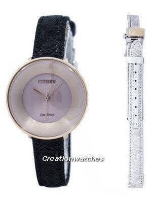 Citizen L Ambiluna Eco-Drive EM0608-42X Women's Watch