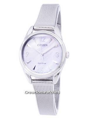 Citizen Eco-Drive LTR - Long Term Relationship EM0680-53D Women's Watch