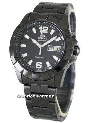 Orient Japanese Automatic EM7L001B9 Mens Watch