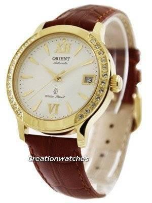 Orient Automatic Swarovski Crystals ER2E003W Women's Watch