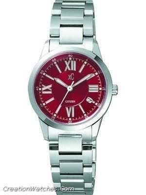 Citizen  Ladies xC Chronograph Mid Size ER5030-50X