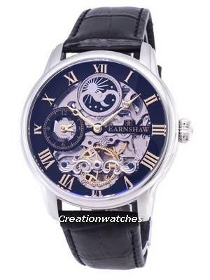 Thomas Earnshaw Longitude Sun And Moon Automatic ES-8006-04 Men's Watch