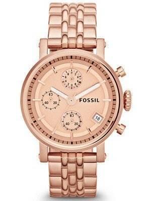 Fossil Original Boyfriend Chronograph ES3380 Women\'s Watch