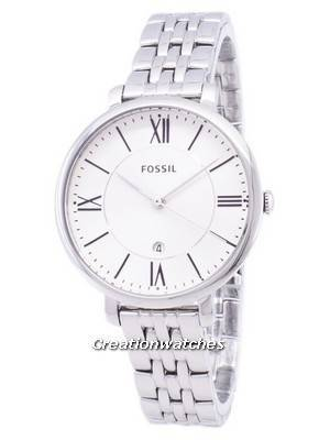 Fossil Jacqueline Silver Dial Stainless Steel ES3433 Women's Watch