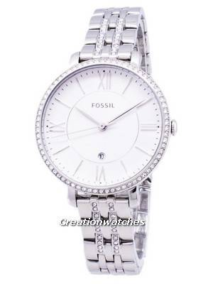 Fossil Jacqueline Quartz Crystals Accents ES3545 Women's Watch