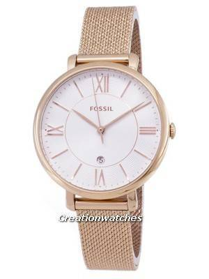 Fossil Jacqueline ES4352 Quartz Analog Women's Watch