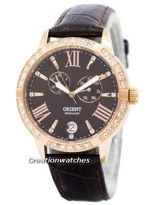 Orient Fashionable Automatic Ellegance Collection ET0Y001T Women's Watch
