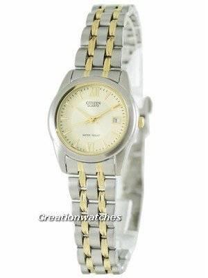 Citizen Quartz EU2614-57P Luxury Ladies Watch