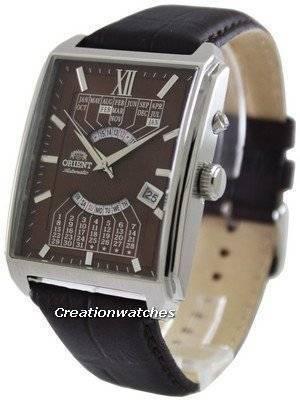 Orient Automatic Multi Year Calendar EUAG004T Men's Watch
