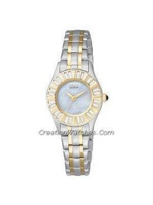 Citizen Eco Drive Ladies Crystal Collection Watch EW5378-59D