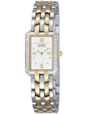 Citizen Eco-Drive EW9394-77A EW9394-77 Ladies Watch