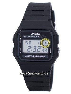 Casio Chrono Alarm Digital F-94WA-8 F94WA-8 Men's Watch