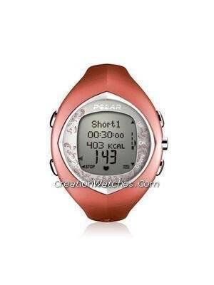 Polar Fitness Heart Rate Monitor Watch F11F F11 Pink