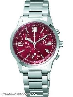 Citizen  Ladies xC Chronograph Mid Size FA0000-51X